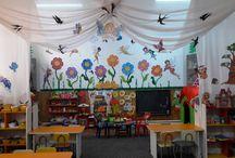 Organization classroom preschool