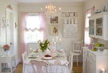 Dreamy and Romantic Home / by Debbie Marcinkiewicz