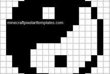 Hama /Perler Bead templates