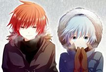 Sweet anime pictures