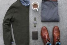 Mens fall fashion