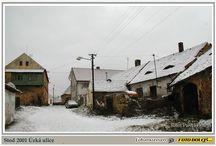 Stod, 2001 / Fotografie města Stod v roce 2001
