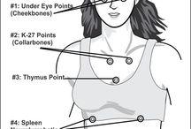 pressure points