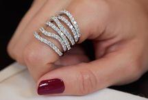 Multi Band Rings / by Plukka (Fine Jewelry)