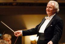 Grandes Directores de Orquesta / Maestros de la dirección orquestal