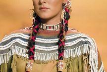 Beautiful Native American women. / by Dottie Ynda Schulz