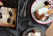 Cakes idea / Far Breton