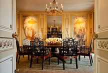 Dining Room Love / by Romantic Domestic