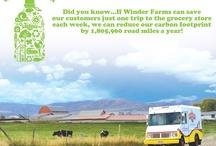 Keepin it Green / by Winder Farms