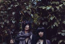 dark forest / Dark mori