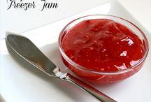 Chutney, Jam, Jelly, Marmalades