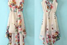 Short/Long Dresses