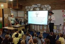 NPHC Collaboration with Brian Host / Brian and Johanna are Year 2 teachers in Australia sharing the Not Perfect Hat Club with their kids and blogging about here. Stay tuned for updates and great photos!
