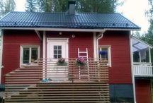 Villa Joutti / Rintamamiestalo vapaa-ajan asuntona
