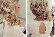Μαλλιά για γάμους