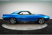 Sweet Rides / I love american muscle, classic cars, & trucks  / by LovesSimply