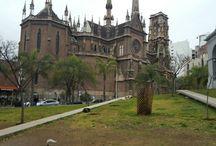 Elaine . sum Travel / places i visited by Elaine  landscape Argentina, Brasil, Uruguay, Chile, México.