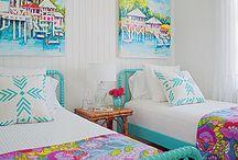 Ashleigh's cottage room