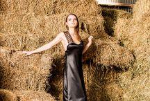 """Collection """"Noir Paris"""" / Mathilde Meinier. French Fashion Designer. Ready-to-wear www.mathildemeinier.com"""