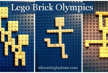 Legos / by Judy ABC Primetime Learning
