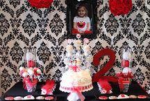 Elmo Birthday Board / by Stephanie Cartwright-Rocco