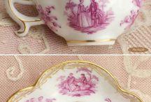Teacups beautiful