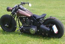 Bobber / Harley Davidson Bobber Custom