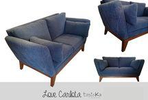 SALAS / TAPIOKA muebles