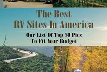 Happy Camper! / Great camping finds and recommendations! #RVlife #camping