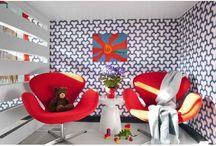 Kinderzimmer Einrichungsideen / Werten Sie Ihr Kinderzimmer mit Designklassikern auf - mit den hochwertigen Replikaten von moDecor setzen Sie wunderschöne Highlights und verwandeln dadurch das Kinderzimmer in einen Kindertraum