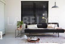 Horizontale Jaloezieen / Aluminium Jaloezieën zijn altijd populair geweest als raamdecoratie, met de 50mm variant is deze vorm van raamdecoratie nu aan een tweede, moderner, leven begonnen!
