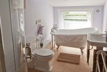 Bathe in Luxury / There is nothing better than a luxurious soak in lovely surroundings. At Sykes Cottages we have a number of properties with such stunning bathrooms that you will never want to get out of the tub!   / by Sykes Cottages