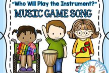Elementary Music May Lessons, Games, Songs, Activities / You'll find general music class May themed activities for elementary classes.