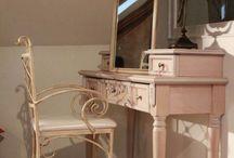 felújított bútor