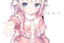 Kanna Kamui (・ิω・ิ) / Form Kobayashi's dragon maid