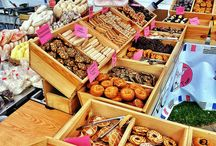 Cake & Bake Stall / Cake and baked goods stall ideas for local markets