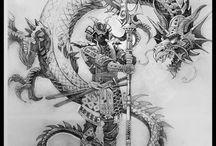 samurai & japan
