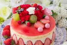 Cake birthday plan