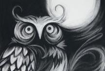 Owlaholic / Owls!