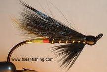 salmon flys