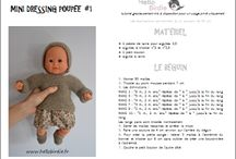 Dressing poupée