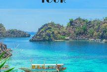 Travelling Philippines