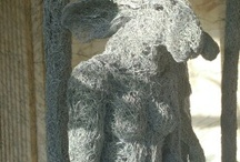 Sophie Ryder 'monumental' at RWA Bristol 2013 / by Karen Bowers