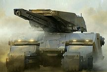 kendaraan perang