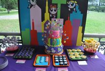 Party Planning: Power Puff Girls