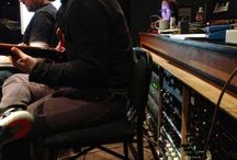 Shinedown in the Studio for record #5 #Shinedown5