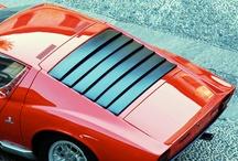 Lamborghini Miura / by Stephen Green