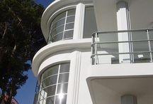 Art Deco/Nouveau :  Exterior
