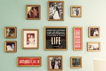 Gallery Walls / by Kathryn Spurr