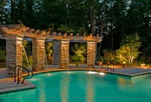 Pool and Water Feature Lighting